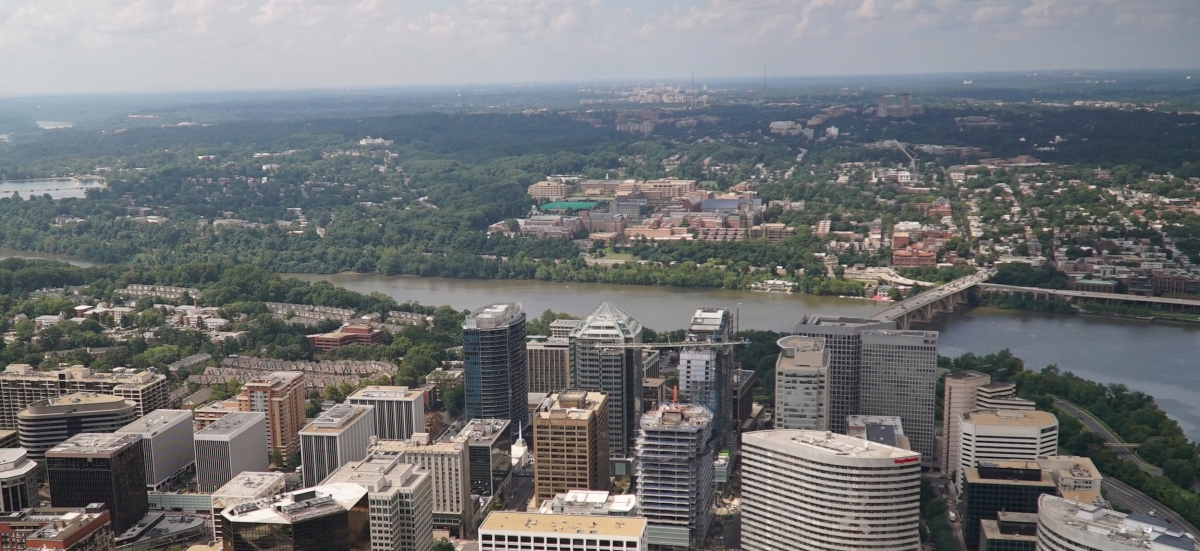 Arlington County TOD Linked to Health, Sprawl Study Says