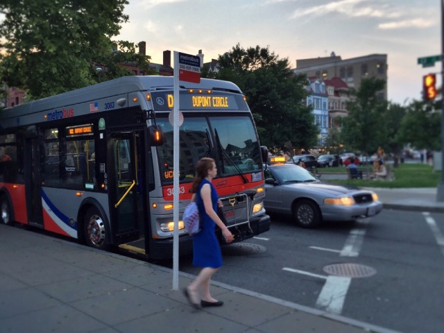 Transit-friendly Dupont