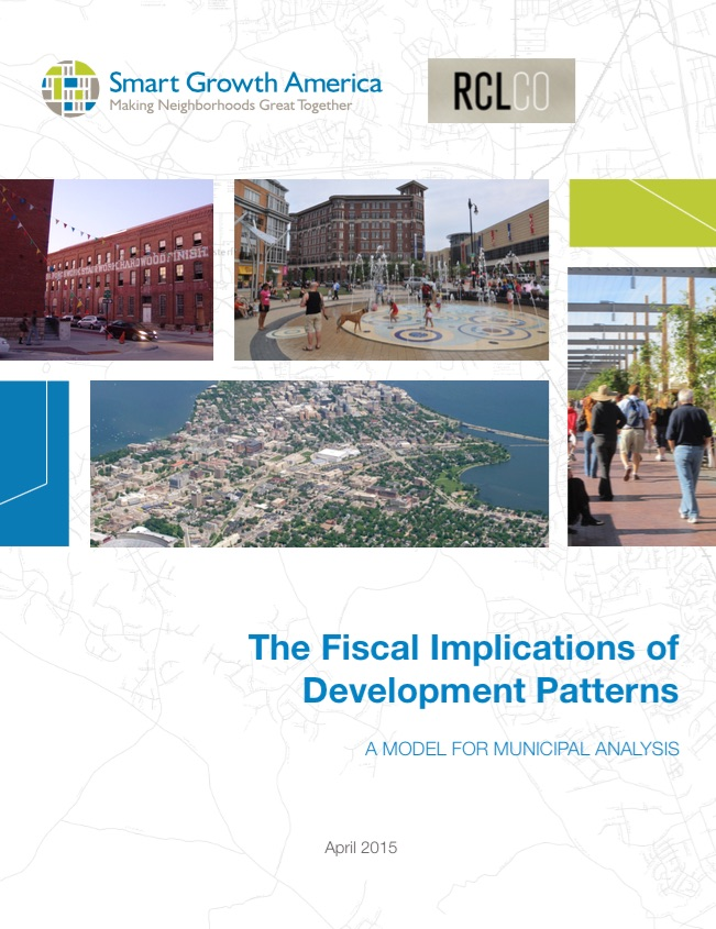 The Fiscal Implications of Development Patterns
