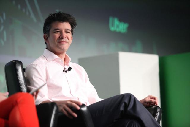 Uber's CEO Travis Kalanick