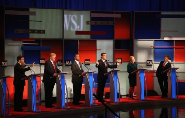 Republican Presidential Debaters