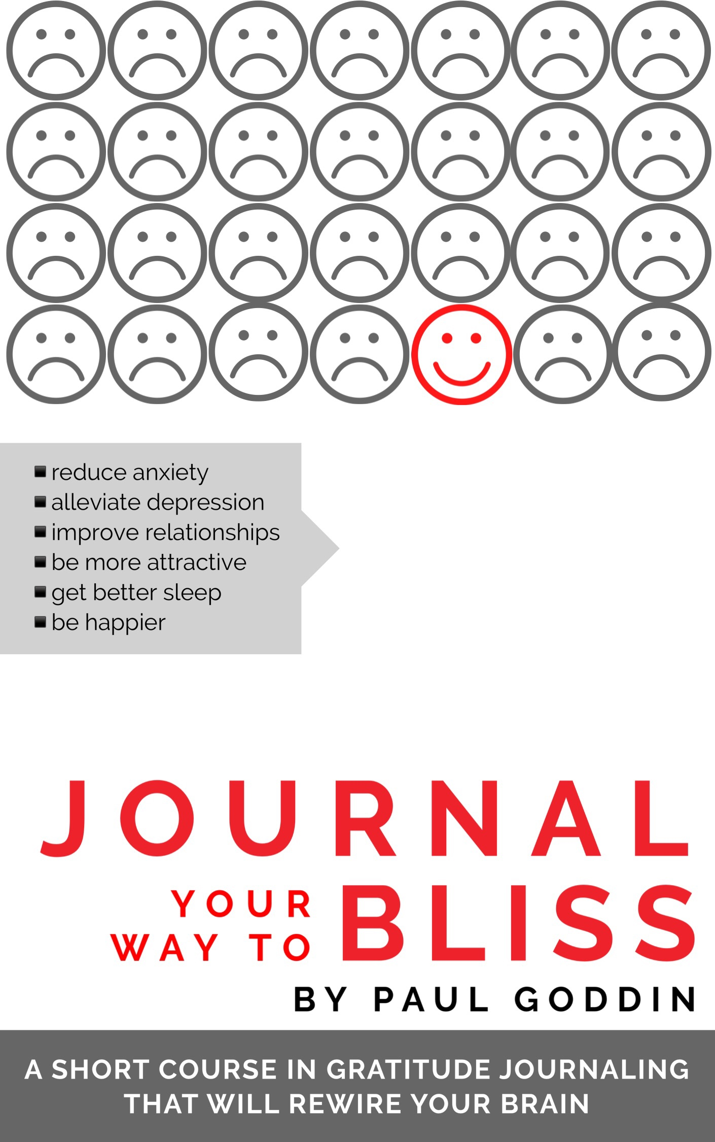 Journal Your Way to Bliss book cover